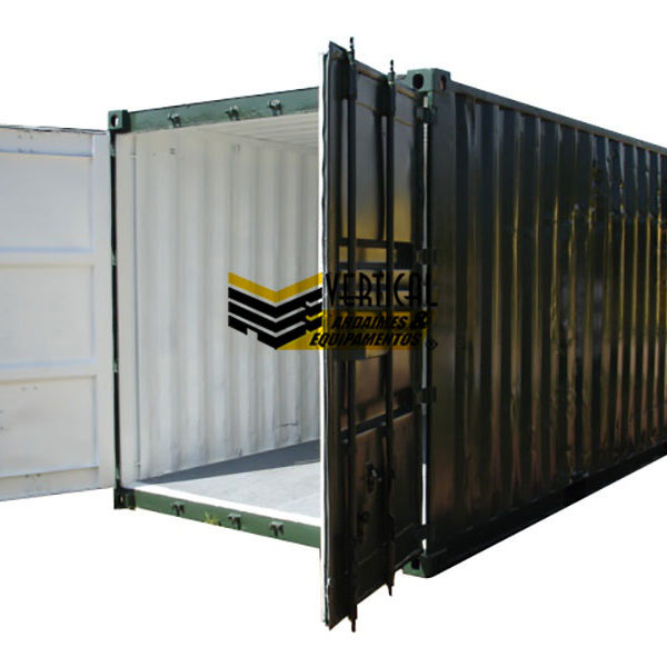 Container Marítimo [Dry]