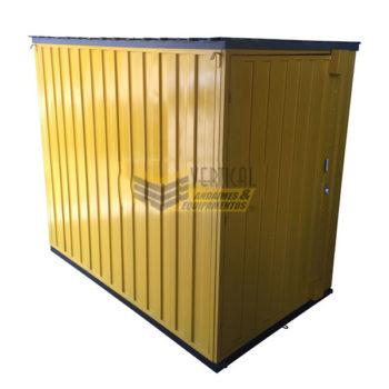 Container 2 em 1 [Fixo e Desmontável]