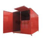 Container Desmontável e Modular Smart