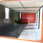 Container Desmontável Linha Stand de Vendas