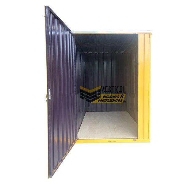 Container Fixo