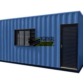 Container Marítimo [Escritório]