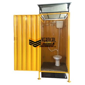 Sanitário Desmontável Individual NR18